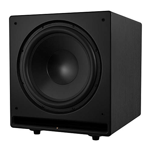 """DYNAVOICE - Subwoofer amplificato 15"""" Rif. Challenger CSB-V15 Colore Nero."""