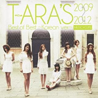 T-ARA's Best of Best 2009-2012 ~Korean ver.~ (MUSIC+CLIPS盤)