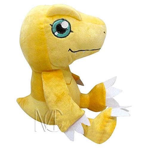 Ylout Anime Digimon Adventure Plüschtiere 30 cm, Weiches Kuscheltier Spielzeug Puppen Für Kinder Kinder Geburtstagsgeschenk