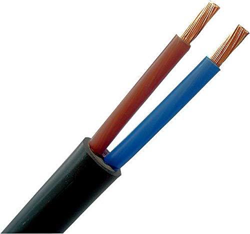 Solarkabel Solarleitung Leitung Kabel 2x10 mm2 2x10 mm² (30m)
