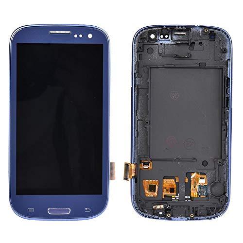 RecoverLOVE Schermo LCD Touch Screen Display LCD Teardown Set (Blu Zaffiro) per Samsung Galaxy S3 i9300 i9305