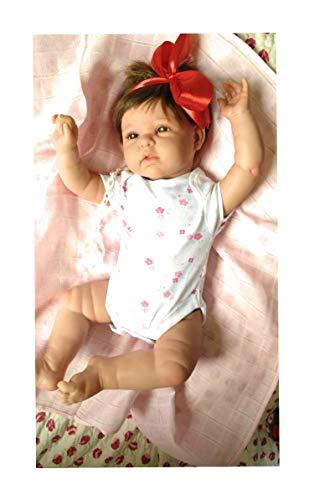 Bebés reborns muñeca Reborn Newborn muñecas exclusivass Silicona muñecos hiperrealistas muñecas realistas bebés reborns Hechas en España fabricación española babyborn
