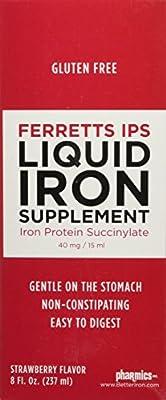 Pharmics Ferretts IPS Liquid Iron Supplement