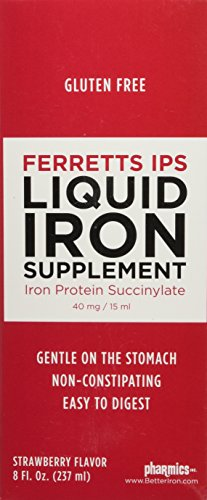 Pharmics - Ferretts IPS Liquid Iron
