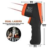 Zoom IMG-2 holdpeak infrarossi termometro pistola hp