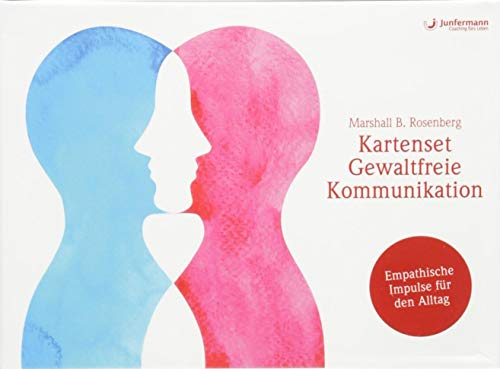 Kartenset Gewaltfreie Kommunikation: Empathische Impulse für den Alltag