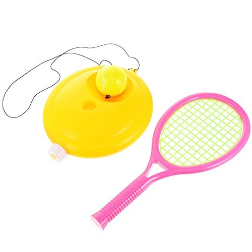 BESPORTBLE Badminton Racket Tennis Racket Set Beginner Training Racquet Spelen Speelgoed Set voor Kinderen Strand Gazon…