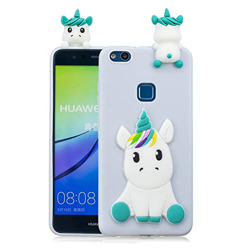 OnePlus 7 Pro,Soft 3D Silicone Case,Cute Animal Rubber Cover,Cool Kawaii Cartoon Gel Cover for Kids Girls Fun Soft Silicone Shell