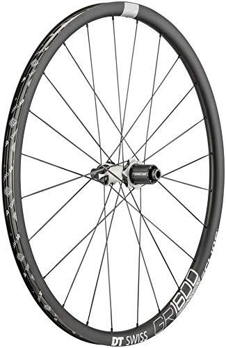 DT Swiss Unisex – Adult Gr1600 Spline Wheelset, Black, 28 Inches