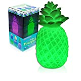 The Glowhouse Colour Changing Pineapple Mood Light Table Lamp Lighting Bedroom Decor