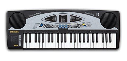 Bontempi 49 MIDI grote sleutel digitaal toetsenbord