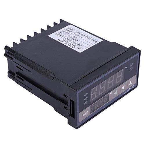 Viewsys Salida de control del relé de Controlador de temperatura digital Termostato AC220V (# 2)
