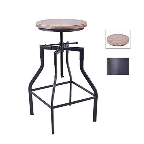 XER moderne barkrukken, in hoogte verstelbare barstoelen voor ontbijtbar, balie, keuken en barkrukken thuis
