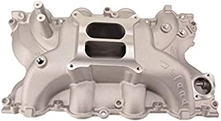NEW WEIAND STEALTH INTAKE MANIFOLD, FITS FORD BIG BLOCK V8, 429, 460, (STANDARD HEADS)