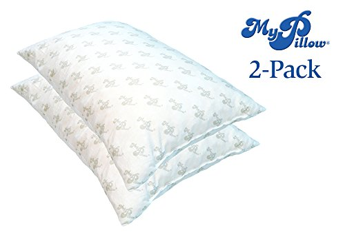 MyPillow Classic Series Standard/Queen Medium Support [Set of 2]