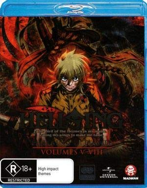 Hellsing: Ultimate Collection 2 (Eps 5-8) ( ) [ Australische Import ] (Blu-Ray)