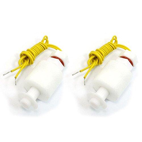 TOOGOO(R) 2 piezas sensor de nivel de agua del...
