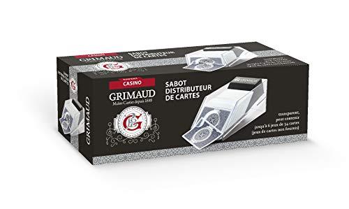 Grimaud- Sabot Transparent 6 Deck, 130008181