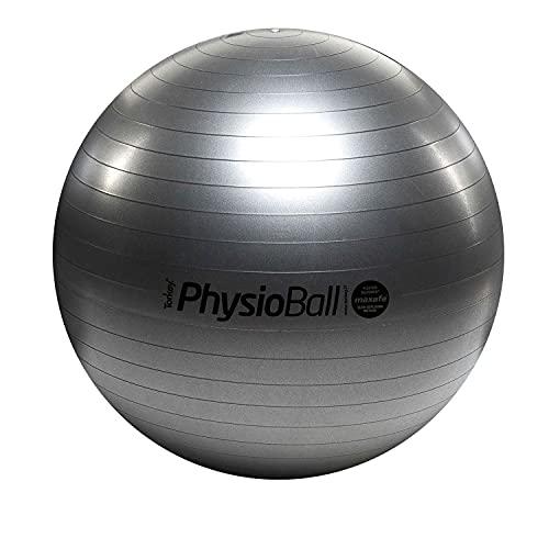 Original PEZZI Physioball MAXAFE 105 cm GRAU Gymnastikball Fitness Training Ball