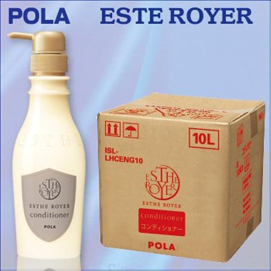現代の同行靴下POLAエステロワイエ 業務用コンディショナー 10L (1セット10L入)