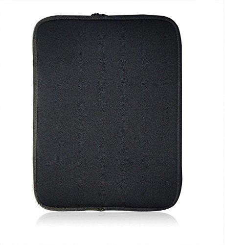 Sweet Tech Schwarz Neopren Hülle Tasche Sleeve Hülle Cover geeignet für Dell Latitude 12 E7250 12.5 Zoll Laptop (11.6-12.5 Zoll Laptop)