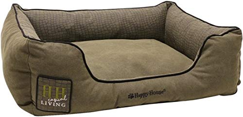 Happy-House Casual Living - Hondenmand - Groen - M - 60 x 75 cm