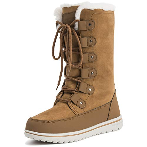Polar Boot Femmes Grand Durable Fausse Fourrure Hiver...