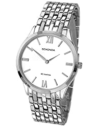 Band Colour Silver Band Width 20 Dial Colour White Water Resistant Up To 50M 2 Years Manufacturer Guarantee