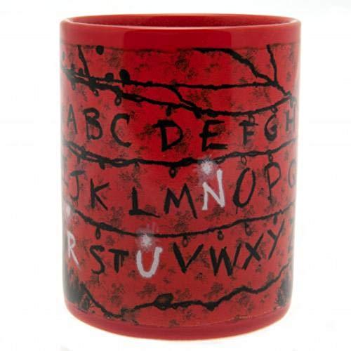 Stranger Things SCMG25282 Tazza da Colazione, 315 milliliters, Ceramica