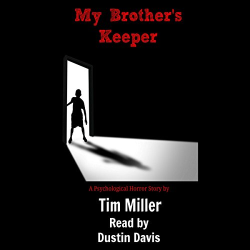My Brother's Keeper audiobook cover art