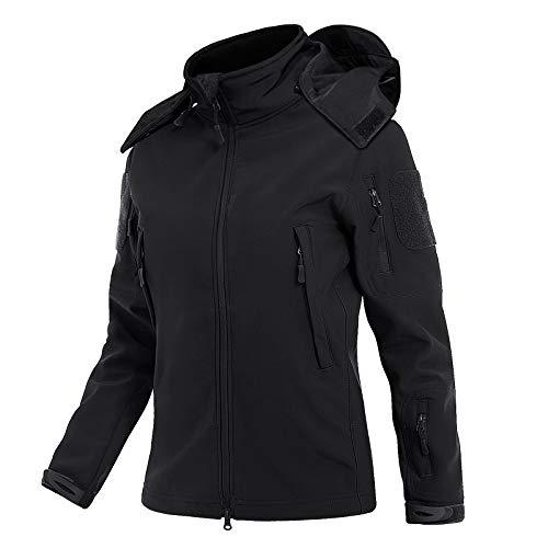 YUCOLEN Winter Softshell Jacket Women Waterproof Windproof Snow Ski Jacket...