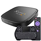 Android TV Box 10.0 4GB RAM 64GB ROM H616 BT 5.0 Smart TV Box Set Top Box...