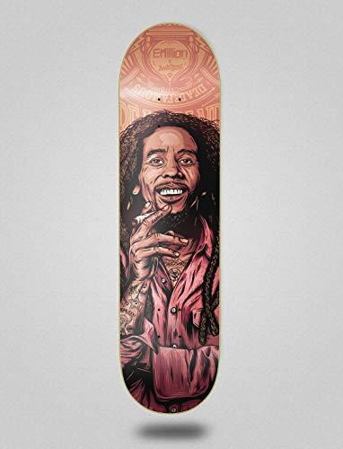 Emillion Dead Famous Bob 8.25 Deck monopatin Skate Skateboard