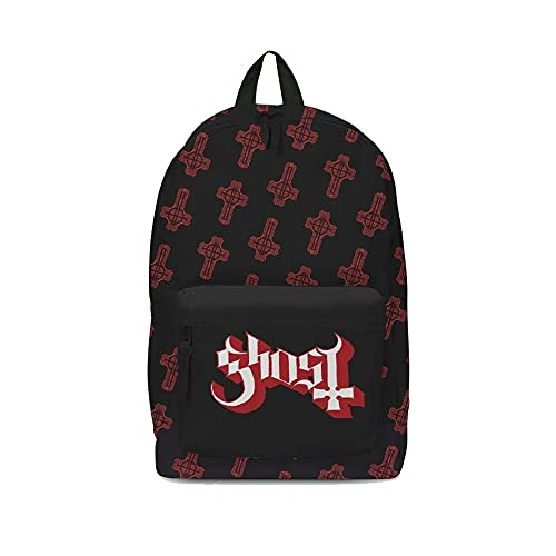 Rocksax Ghost Backpack - Grucifix Red