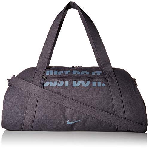 Nike 2018 Sac de Sport Grand Format, 45 cm, 3 liters, Multicolore (Gridiron/Ashen Slate)
