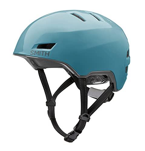 Smith Unisex– Adult's PERSIST MIPS Bicycle Helmet, Blue, S