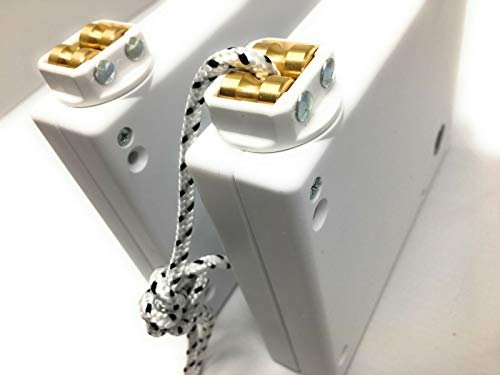 Kurbelwickler Getriebe Gurtwickler Mini Schnur Rolladen Schnurwickler Gurt nach Auswahl (ohne Gurt)