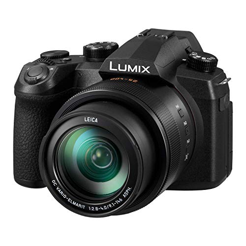 Panasonic LUMIX FZ1000 II 20.1MP 16x 25-400mm Leica DC Lens Digital Camera (Black) (Certified Refurbished) (Renewed)
