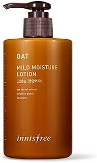 Best innisfree oat mild moisture lotion Reviews
