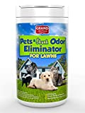 Earth Care Pets and Skunk Odor Absorber for lawns, patios, Decks, Landscaping. Safely