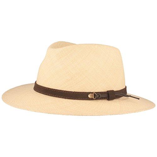 Orginal Panama-Hut aus Ecuador - mit Lederband