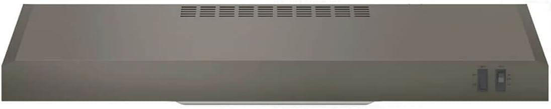 GE JVX3300EJES Convertible Range Hood