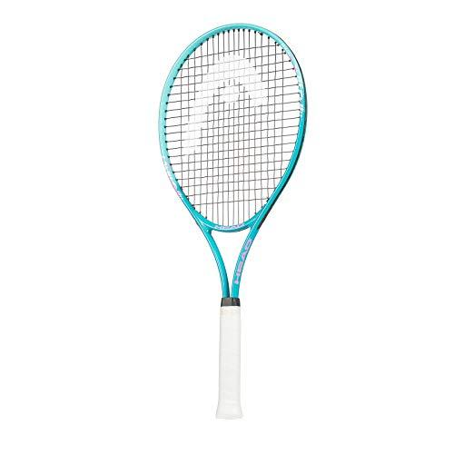 HEAD Ti. Instinct Supreme Tennis Racket - Pre-Strung Head Light Balance 27 Inch Racquet, 4 3/8 in Grip, Blue