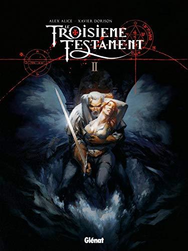 Le Troisième Testament, tome 2: Matthieu ou le visage de l'ange