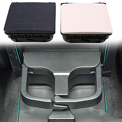 elegantstunning d'accoudoir Central arrière Support à Boisson Porte-gobelet 1 K0 862 532 F pour VW Jetta MK5 MK6