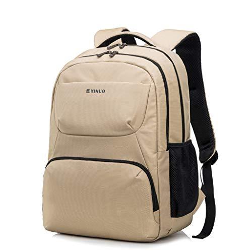 Laptoptas 14/15,6 inch rugzak rugzak voor mannen en vrouwen waterdicht en draagbaar laptoptas