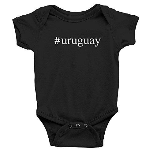 Teeburon Uruguay Hashtag Body de bebé