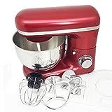 QWERTOUY 220V / 1500W Elektro-Knetmaschine Professionelle Eier Blender 4L Küche Ständer Food Mixer Milkshake/Kuchen Mixer Knetmaschine