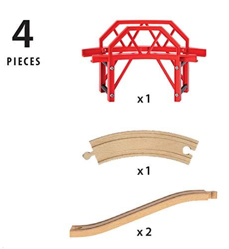 BRIO World - Curved Bridge