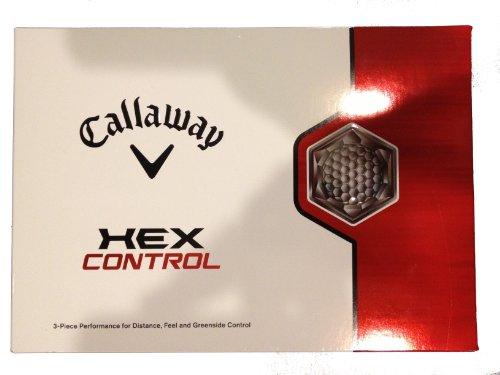 Callaway Hex Control Golf Balls
